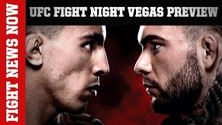 UFC Fight Night Las Vegas: Garbrandt vs. Almeida Preview on Fight News Now by Fight Network