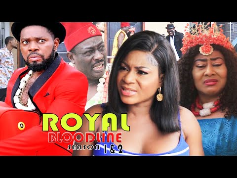 ROYAL BLOODLINE SEASON 1 {NEW MOVIE} - DESTINY ETIKO|JERRY WILLIAMS | 2020 LATEST  NOLLYWOOD MOVIE