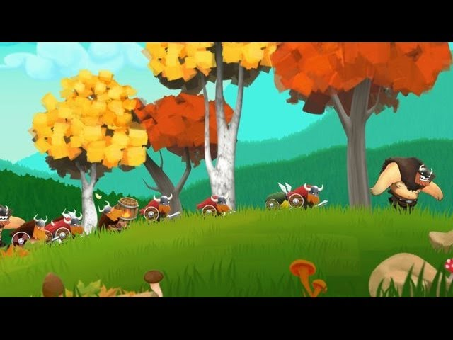 Day of the Viking - HD Game Trailer