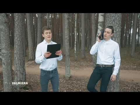 Valmiera sveic Latvijas Republikas neatkarības atjaunošanas dienā!