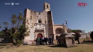 Comisión francesa evalúa recuperación de monumentos dañados por sismos