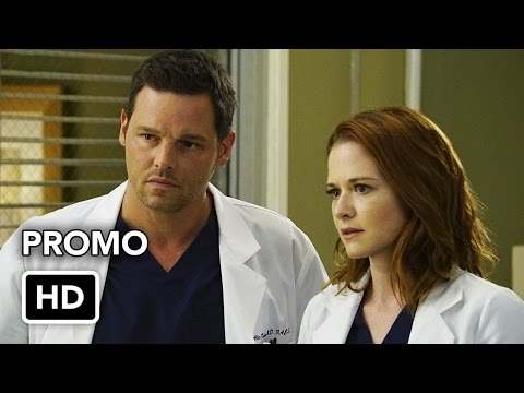 Grey's Anatomy 12.22 Preview