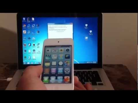 New Unlock IOS 6.1 – 6.0.1 Untethered iPhone 5 4S – iPod Touch 4 3 – iPad 3 Redsn0w