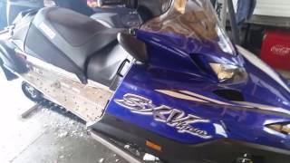 6. Yamaha SX Viper Boss Seat