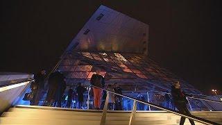 Confluence Müzesi nehir ve kültürlerin buluştuğu yerde insanı anlatıyor - le mag