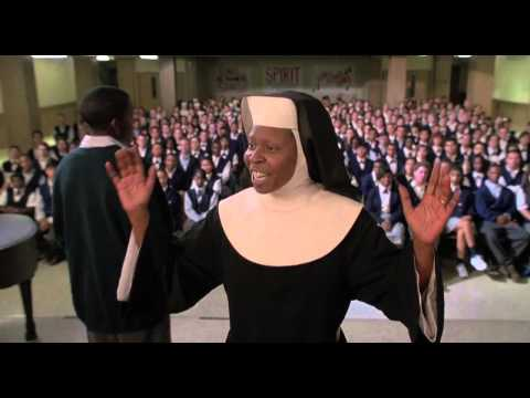 Sister Act Oh Happy Day HD (видео)