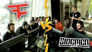 FaZe Clan vs Sidemen - MW2 Search and Destroy (6v6)