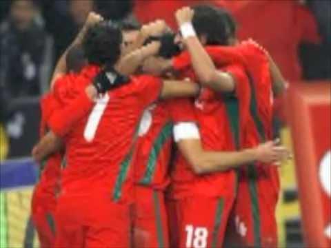 Le match de foot de la joie Algérie-Maroc par Mohamed Rissani