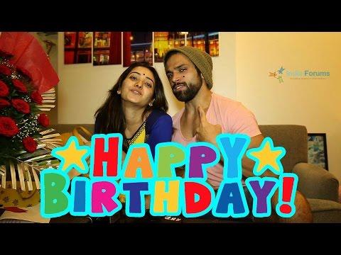 Asha Negi celebrated her birthday