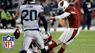 Cardinals & Seahawks Miss Potential Game-Winning FGs | Seahawks vs. Cardinals | NFL by NFL