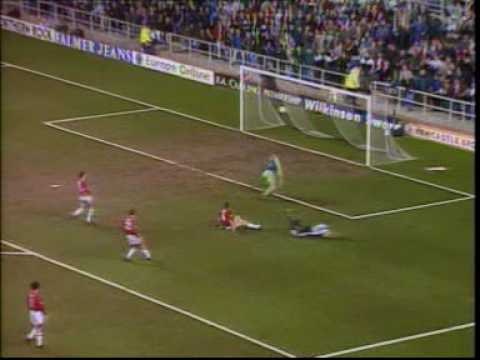 Peter Schmeichel - Best Goalkeeper 4 (видео)