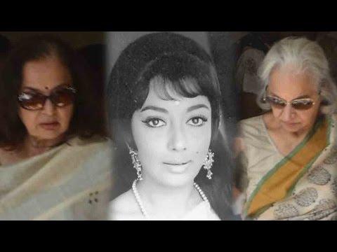Waheeda Rehman, Asha Parekh And More Mourn Sadhana