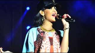 Rihanna - Full Show at Hackney Weekend 2012 HD - Concierto Completo