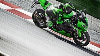 7. 2012 Kawasaki Ninja ZX6R Rider Review
