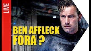 Caiu uma bomba no mundo nerd: a Warner Bros. estuda tirar Ben Affleck de Batman! Neste OmeleTV AO VIVO EXTRA nós discutimos o que isso significa para o filme de Matt Reeves, Liga da Justiça e para o futuro do Universo DC nas telas! http://omelete.com.brASSINE O CANAL :) http://youtube.com/omeleteveTwitter: http://www.twitter.com/omeleteFacebook: http://www.facebook.com/siteomelete