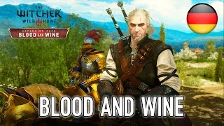 The Witcher 3: Wild Hunt - Blood and Wine DLC