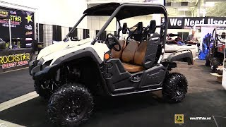 5. 2018 Yamaha Viking Ranch Edition Utility ATV - Walkaround - 2017 Toronto ATV Show
