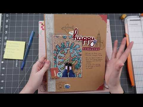 After The Glue Dries Episode 2 // Stacks and Stacks of Layouts! How did sorting go?