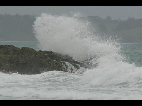1 Hour Rough Sea Sounds
