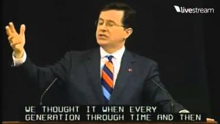 Chapter 11 - Class War Stephen Colbert