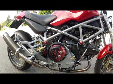 Ducati 1000 ie monster снимок