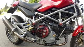 1. Ducati Monster 1000 S ie 2004