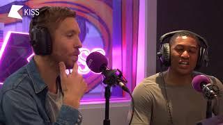 Calvin Harris talks New Music with Dua Lipa and his Summer Anthem | KISS Breakfast