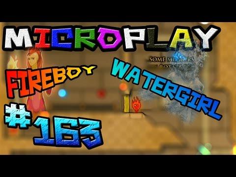 Огненный мальчик и водная девочка [MicroPlay] #163
