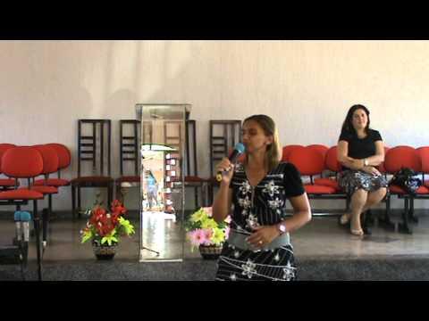 Vania Soares em formoso de minas-MG