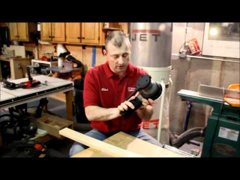Porter-Cable 382 Orbit Sander Review
