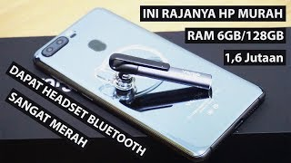 Download Video Hp Baru 1 Jutaan RAM 6GB/128GB | Rajanya Hp Gaming Murah | Unboxing & Review MP3 3GP MP4
