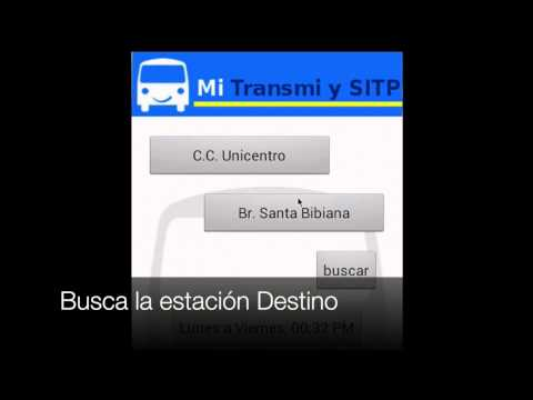 Video of Mi TransMi  y SITP Bogota
