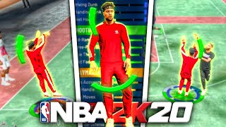 IM UNGUARDABLE ON NBA 2K20 WITH MY DEMIGOD BUILD! BEST BUILD & JUMPSHOT NBA 2K20