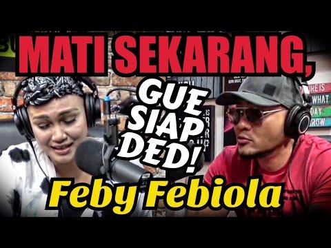 MATIPUN SAYA SIAP‼️ FEBY FEBIOLA - EXCLUSIVE - Deddy Corbuzier Podcast