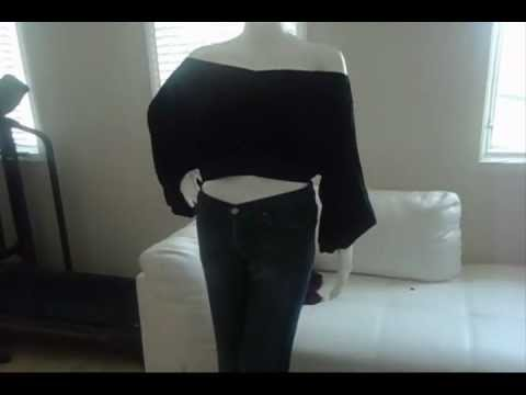 DE pantalon a hermoza blusa