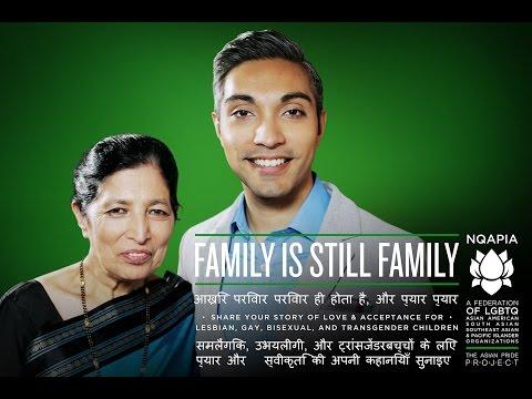 0 Cha mẹ gốc Á công khai ủng hộ con là LGBT trên truyền hình