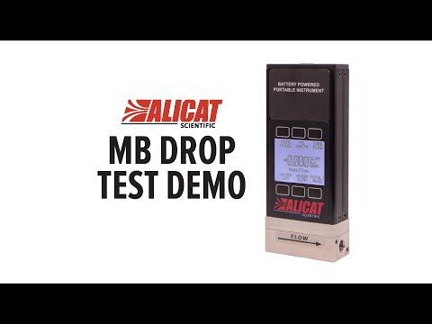 How tough is an Alicat flow meter? (Drop Test)