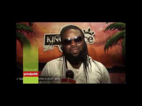 Oli Big, le poids lourd du rap togolais