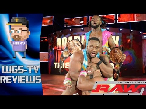 WWE Monday Night RAW 12/12/16 Full Show Review #RAW