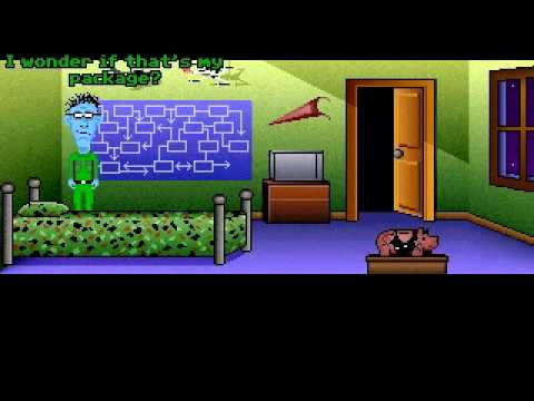 Maniac Mansion Deluxe PC