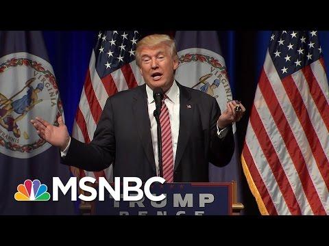 Donald Trump's Controversial Purple Heart Comment | MSNBC