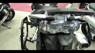 1. 2013 Moto Guzzi Stelvio 1200 NTX ABS