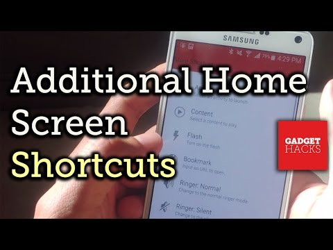 Video of More Shortcuts