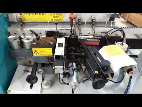 Fully Serviced Holz-Her 1435SE Edgebander (SOLD!) - Eurowood Machinery, LLC