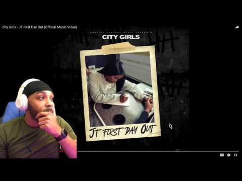 City Girls - JT First Day Out (Official Music Video)   Reaction