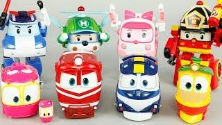 Video Robocar Poli & Robot Train Toys | CarrieAndToys MP3, 3GP, MP4, WEBM, AVI, FLV Desember 2017