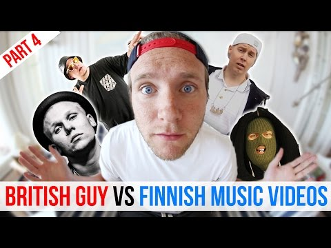 REACTING TO FINNISH MUSIC VIDEOS | Part 4