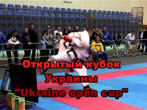 Открытый Кубок Украины по тхеквондо ВТФ Ukraine Open Cup