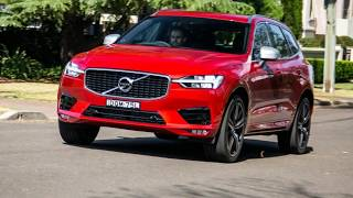 2018 Volvo Xc60 D5 R design First Drive | Interior And Exterior