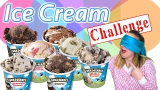 Ice Cream Challenge | Brooklyn and Bailey by Brooklyn and Bailey